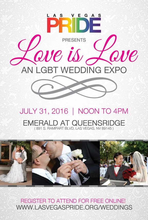 Love is Love LGBT Wedding Expo | Entourage Vegas